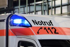 Krankenwagen / Rettungsdienst / Notfall 112